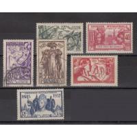 Cote des Somalis - numéro 141/46 - oblitéré, neuf avec charnière