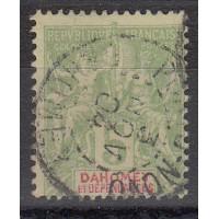 Dahomey - numéro 9 - oblitéré