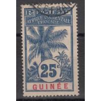Guinée - numéro 39 - oblitéré