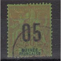 Guinée - numéro 51 - oblitéré