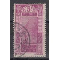 Guinée - numéro 114 - oblitéré