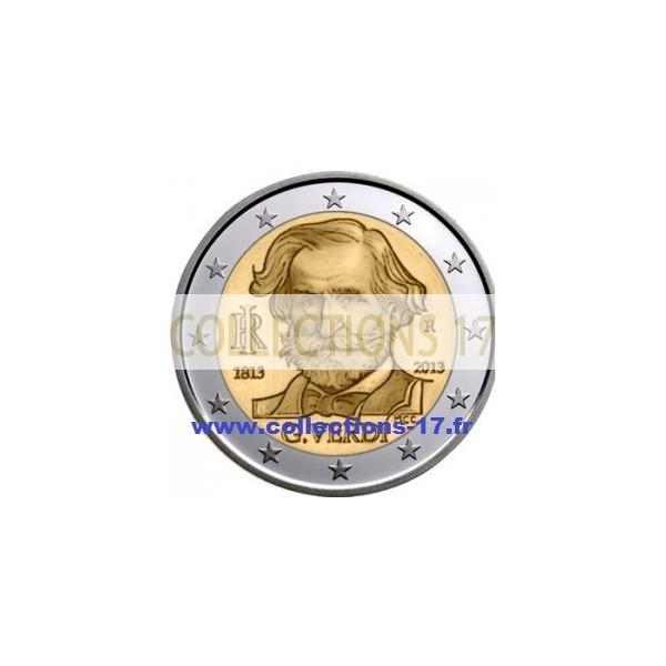 2 €uros Italie 2013