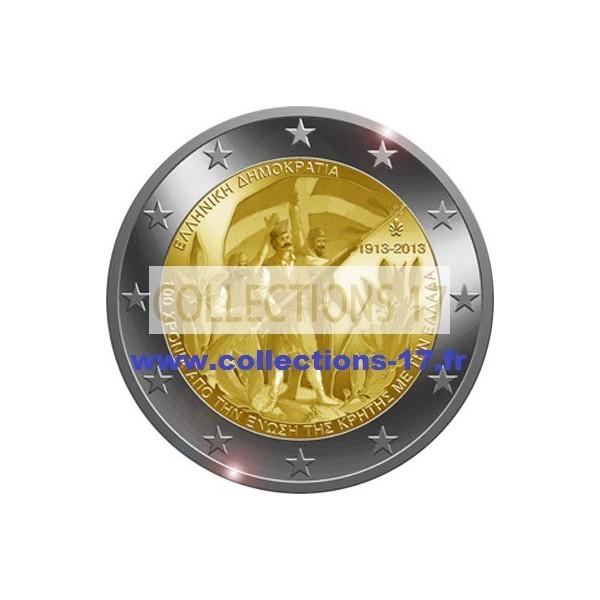 2 €uros Grèce 2013 *2