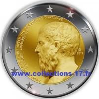 2 €uros Grèce 2013 *1 (UNC Sortie de Rouleau)