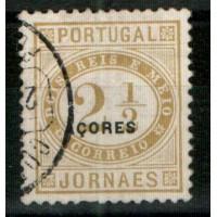 Timbres des Açores - numéro 32 - oblitéré