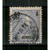 Timbres des Açores - numéro 103 - oblitéré