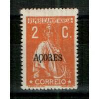Timbres des Açores - numéro 160 - Neuf avec charnière