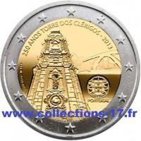 2 €uros Portugal 2013 (UNC Sortie de Rouleau)