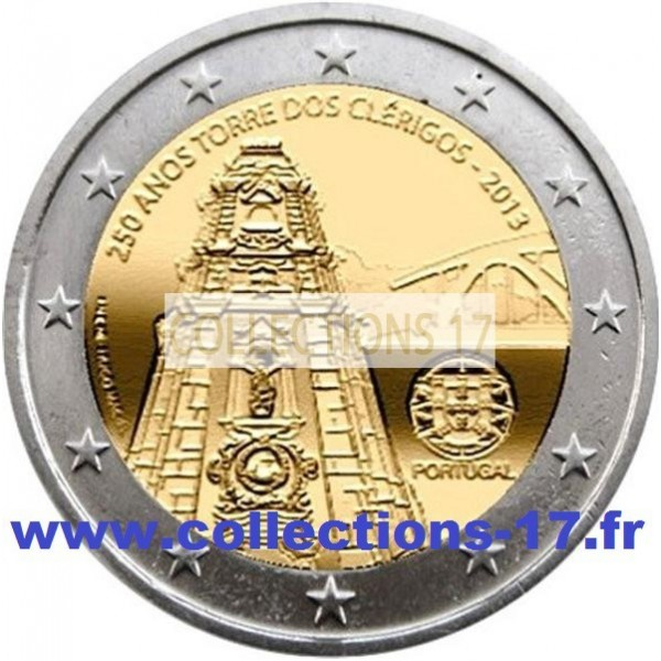 2 €uros Portugal 2013