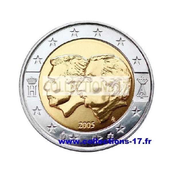 2 €uros Belgique 2005