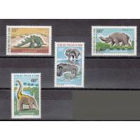 Congo - numéro 275 à 278 - neuf sans charnière