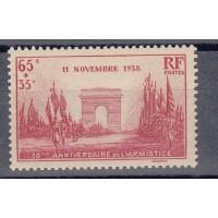 France - numéro 403 - neuf sans charnière