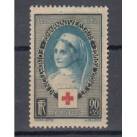 France - numéro 422 - neuf avec charnière