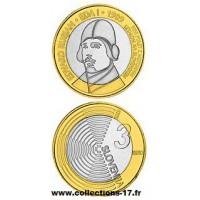 3€ €uros Slovénie 2009