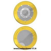 3€ €uros Slovénie 2012