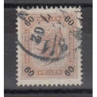 Autriche - numéro 76A - oblitéré