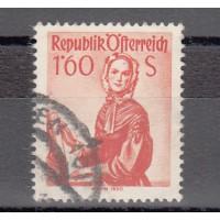 Autriche - numéro 895 - Oblitéré