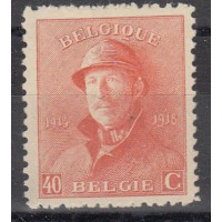 Belgique - numéro 173 - neuf avec charnière