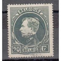 Belgique - numéro 290 - oblitéré