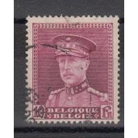 Belgique - numéro 324 - oblitéré