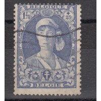 Belgique - numéro 331 - oblitéré
