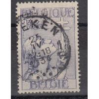 Belgique - numéro 382 - oblitéré