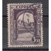 Belgique - Express - numéro 4 - oblitéré