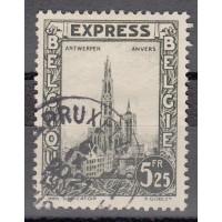 Belgique - Express - numéro 5 - oblitéré