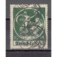 Allemagne - Bavière - numéro 214 - oblitéré