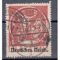 Allemagne - Bavière - numéro 212 - oblitéré