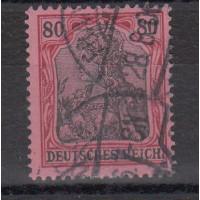 Allemagne - numéro 75 - oblitéré