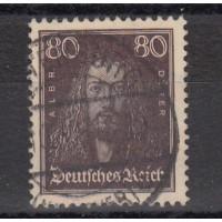Allemagne - numéro 389 - oblitéré