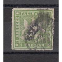 Allemagne - Wurtemberg - numéro 30 - oiblitéré