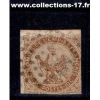 Colonies Françaises - Numéro 3 - Oblitéré