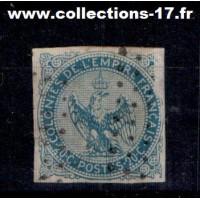 Colonies Françaises - Numéro 4 - Oblitéré