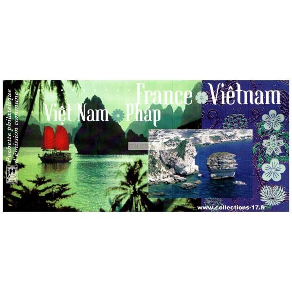 Emission Commune P 4284 France - Vietnam