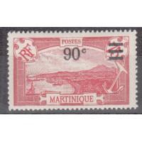 Martinique - numéro 144 - neuf avec charnière
