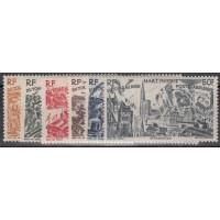 Martinique - numéro PA 7/12 - neuf avec charnière