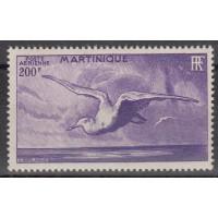 Martinique - numéro PA 15 - neuf avec charnière