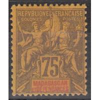 Madagascar numéro 39 - neuf avec charnière