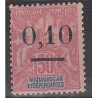 Madagascar numéro 53 II - neuf avec charnière
