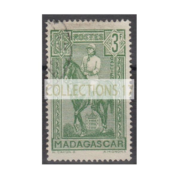 Madagascar numéro 192 - oblitéré