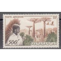 Madagascar numéro PA 73 - neuf avec charnière