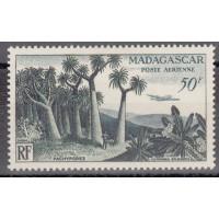 Madagascar numéro PA 75 - neuf avec charnière
