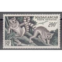 Madagascar numéro PA 77 - neuf avec charnière