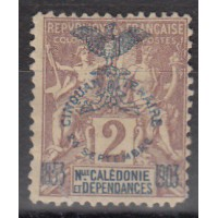 Nouvelle Calédonie numéro 68 - neuf sans gomme