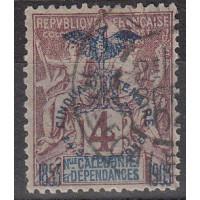 Nouvelle Calédonie numéro 69 - oblitéré