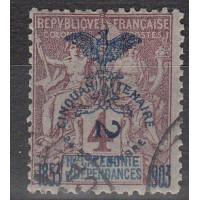 Nouvelle Calédonie numéro 82 - oblitéré
