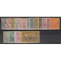 Nouvelle Calédonie numéro 88/104 - neuf avec charnière