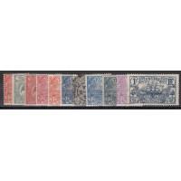 Nouvelle Calédonie numéro 114/25 - oblitéré, neuf avec charnière